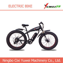 """new model 26"""" 36V high speed e road mountain buy cheap adult fat tire electric bike in china"""
