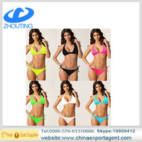 The new 2014 foreign trade women sexy bikini bathing Spot wholesale swimwear