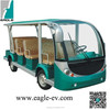 battery operated electric sightseeing bus EG6118KB