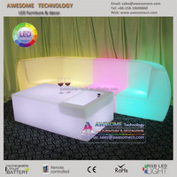 sofa led design / meubles mobilier moderne (SF201)