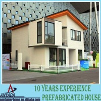 prefab living 40ft container house, japan container house