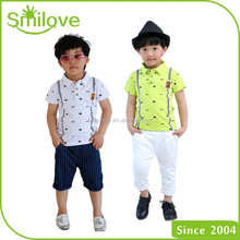 2015 promotional children clothing websites China exporting sporting baby clothes kids polo t- shirt