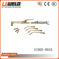 1C005-0045 HG01-400 Switzerland Type Portable Cutting&welding Torch with SC209 Handle