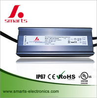 High end IP67 waterproof power supply 24v 3330ma 80w led dali dimming driver made in China