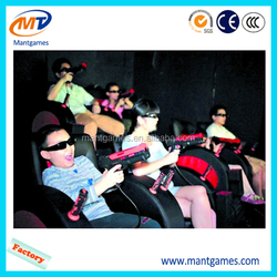 new arrial amazing Hottest 5D cinema, 5D cinema equipment