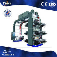 high speed PLC control YT Series Flexographic Printing Machine