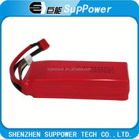 LP10242126 35C 3.7V 5200mAh RC RECHARGEABLE BATTERY