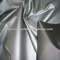 100% polyester sun reflective fabric/car cover fabric/umbrella fabric