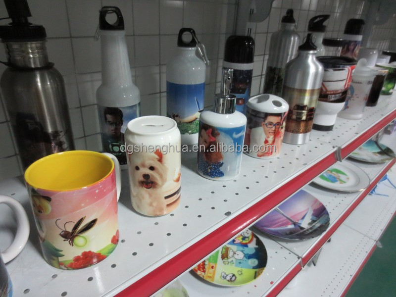 Accessories for Sublimation 3D Sublimation Blank mug Cell Phone Case Plate