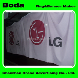 Top quality flag and banner printing hot selling polyester golf flag