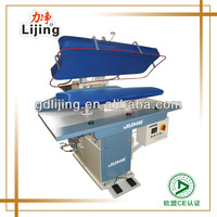 steam press laundry hotel dry clean iron