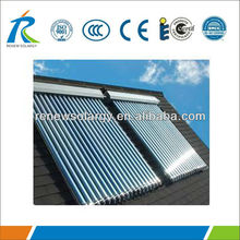 2014 New style split pressurized solar water heater