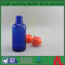 top class 30ml essential oil empty bottle in glass material
