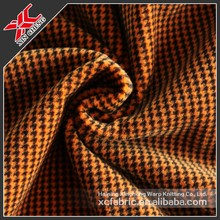 Haining hot 100% Polyester warp knitting super soft fabric textile for home use,upholstery Suit/sofa fabric