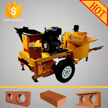 M7MI au clay brick finished brick systerm paver machine