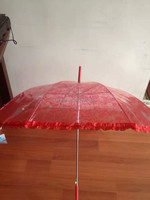 FS Primary Dots Totes Kids Bubble Umbrella euroSCHIRM Light Trek Automatic Umbrella