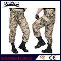 Alemão tático militar de camuflagem calças cargo, deserto camuflagem militar calças