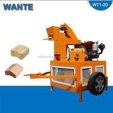 WT1-20 Hydraform Block Laying Machine