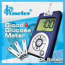 Made in Taiwan - Accurate No Coding Blood Glucose Meter Kit