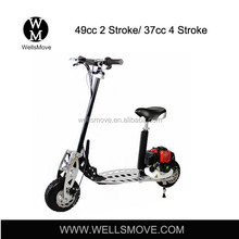 hot sale 49cc Gas Scooter, Foldable Gas Scooter Factory