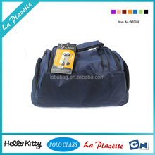 New jumbo Canvas men leather travel bag with pictures
