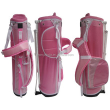 2015 Pink Golf stand bag for Professional sportsman GBS-128