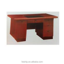 commercial wooden office desk MDF office desk FS0050