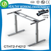 Two feets Three-section Roll top desk frame & leg