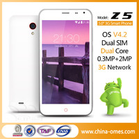 Newest Coming 3g Dual Sim Unlocked Smartphones Quad Core Cellphone