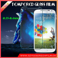 Small Order Quantity For Samsung Galaxy S4 I9500 Premium Tempered Glass Film Screen Protector With High Quality
