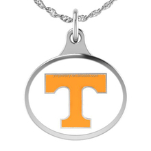 Trending Hot Product Tennessee Volunteers Necklace 925 Silver Jewelry