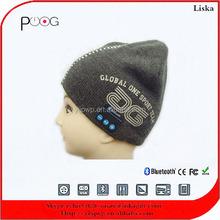 sports baseball caps hats with music bluetooth earphones