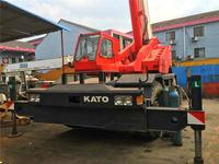 Kato SS500 rough terrain crane / 50t tadano crane / Kato 50t rough terrain crane