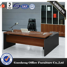 Latest designs executive wooden office table