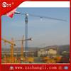 self erecting construction tower crane