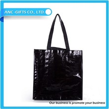2014 Full Color Printed Hot Sale Recycled non woven laser shopping bag
