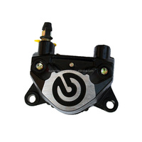 ATV Quad Rear Brake Assembly Master Cylinder Caliper 50 90 110 125 CC chinese