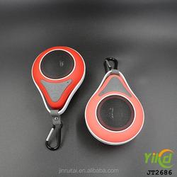 2015 hot sell portable wireless Bluetooth waterproof speaker for bathroom