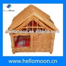 2015 Hot Sale Natural Cheap Bamboo Dog House