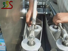 stainless steel 304 CE certificate , carp, trout, tiliapia fish filleting machine