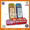 Cosas de niños caja de lápiz, coche caja de lápiz, caja de lápiz