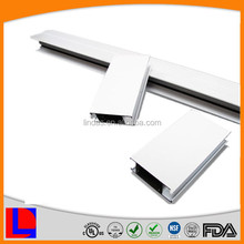 Extruded industrial aluminum border frame profiles aluminum extrusion