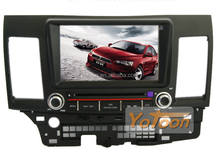 DVD GPS Player for Strength dazzle Lancer