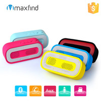 Cheap price colorful christmas gift ideas for friends promotional gift bluetooth speaker