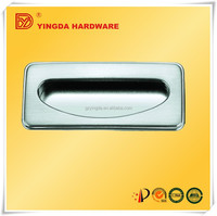 Flush pull handle /recessed pull handle/ l shaped handle pull handle made in China