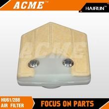 Top venda cortador de grama filtro de ar