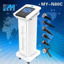 Fast slim! MY-N80C 6 in 1 bio magnet slimming products cavitation vacuum