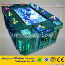 IGS software ( WD-FS 01) Electronic fishing video game consoles fishing game machine