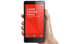 Wholesale 100% Original Xiaomi Hongmi Note Smartphone Redmi Note Red Rice Note Mobile Phone WCDMA Multi-Language!