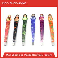 Cheap Unique Newest personalized wholesale types eyebrow tweezers